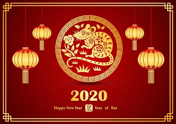 Sonne/Uranus & Neumond in Wassermann & Chinesisches Neujahr – das Jahr der (Metall-)Ratte!